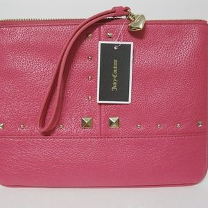 Juicy Couture Pink with Gold Wrislet